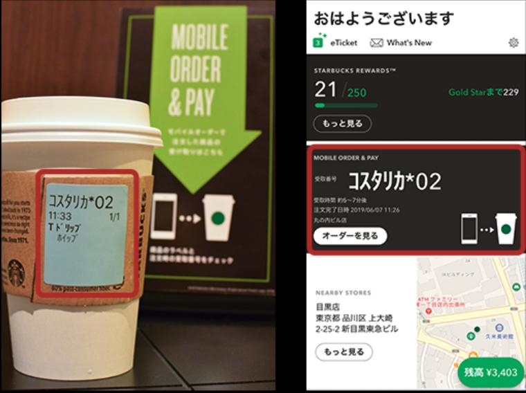 Starbucks 事例1